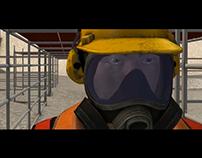 Simulación 3D de Procedimientos de Minería.