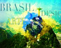 Brasil / Arte /  Design / Photoshop.