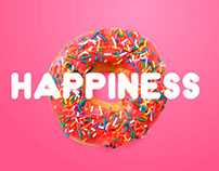 Motion Graphics: Dunkin Donuts