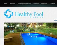 Healty Pool México Website