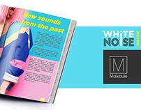 WHITE Noise Magazine