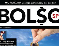 Revista Bolso SP - Bancos Comunitários