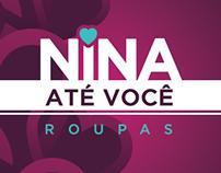 Identidade Visual Nina até você!