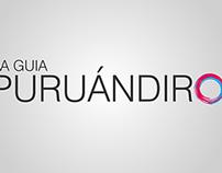 La guia puruandiro - bocetos para logo