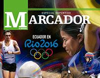 Especial Olímpico de Diario EL UNIVERSO