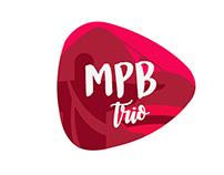 Logomarca - MPB Trio