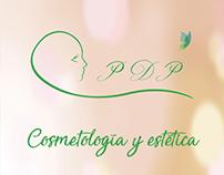 Imagen de marca: Logo y folleto