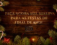 Brotas Eco Resort - Final de ano