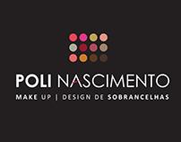 Poli Nascimento Make Up e Design de Sobrancelhas