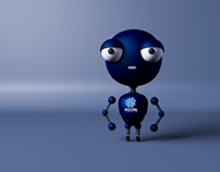 Agon Software Brand Character
