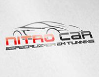 Logotipo Nitro Car