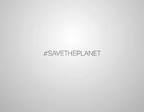#SaveThePlanet