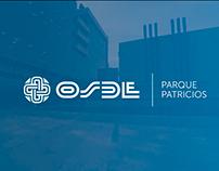 OSDE / Avance de obra