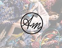 Brand Identity - Ana Martinez