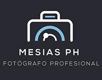 Logo Fotógrafo Profesional