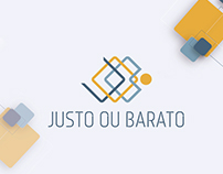 Justo ou Barato - TCC Design Digital