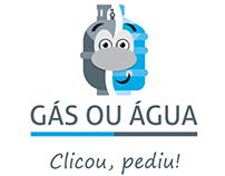 Aplicativo Gás ou Água