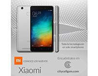 Lanzamiento en redes. Marca Xiaomi en Venezuela.