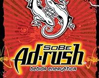 Ad-Rush- Bebida Energetica