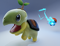 turtwig- pokemon