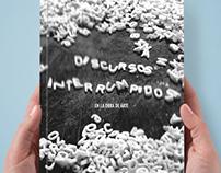 """Tapa libro """"Discursos interrumpidos en la obra de arte"""""""