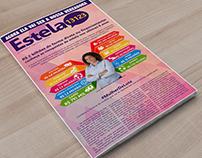 Jornal para campanha política
