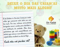 Dia das Crianças De Nadai