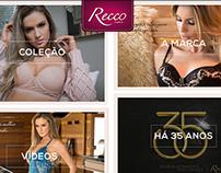 Aplicativo - Catálogo Digital RECCO