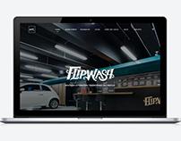 Site Institucional - Flipwash