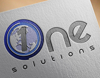 Logotipo One Solutions