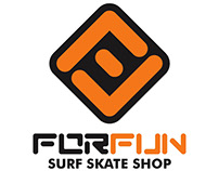 ForFun logo design proposal concept