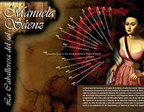 Infografia Manuelita Saenz