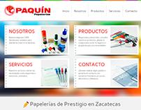 Paquín papelerías http://www.paquinpapelerias.com.mx/