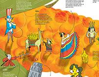 INFOGRAPHIC - The corn around the world