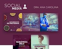 Social media dra Ana