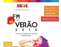 Panfleto Oi FM
