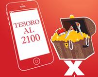 Spot Tesoro Navideño