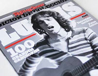 Bookazine L.A. SPINETTA para Rolling Stone Argentina