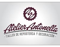 Logo Atelier Antonella