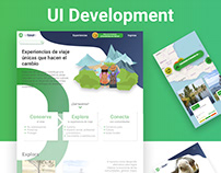 Natoure - Caso de estudio UX/UI