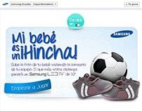 Gráfica para la comunidad Samsung Ecuador.