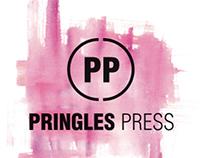 Diseño de Libros - Colección Pringles Press