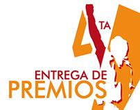 Logo Entrega de Premios UAO