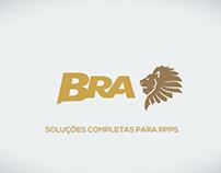 Vinheta Grupo BRA
