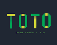TOTO: Create + build + play