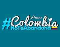 #ColombiaNoTeAbandona
