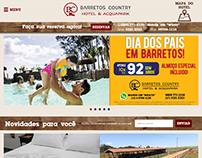 Projeto Barretos Country Hotel