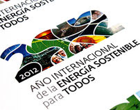 2012, international Year of Sustainable Energy for All