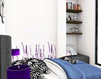 diseño de mobiliario y decoración serrato cota