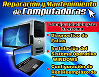 Web flyer (arte digital)